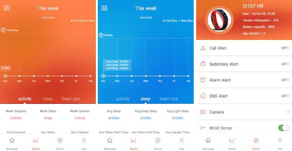 VeryFitPro app For PC - Download on Windows 7, 8, 10, and MAC