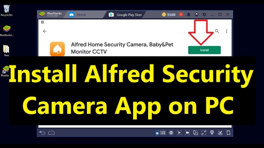 Download Alfred Home Security Camera for PC and MAC