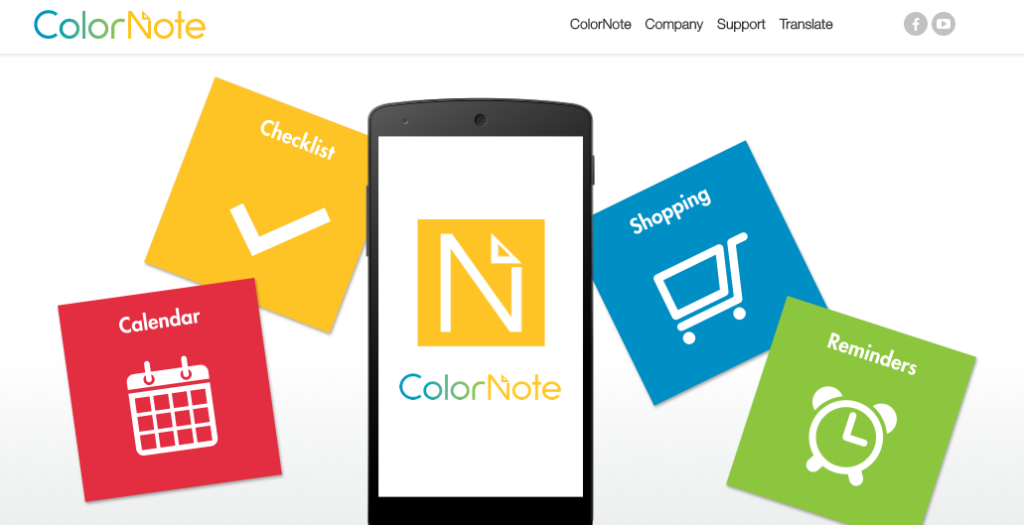 ColorNote Notepad Notes for PC - Download On Windows 7, 8, 10